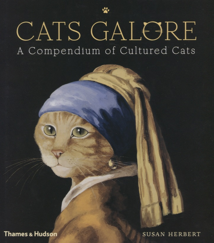 Herbert S. Cats Galore. A Compendium of Cultured Cats toys galore