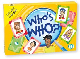 Games: [A2]: Who's Who? games chi e a2