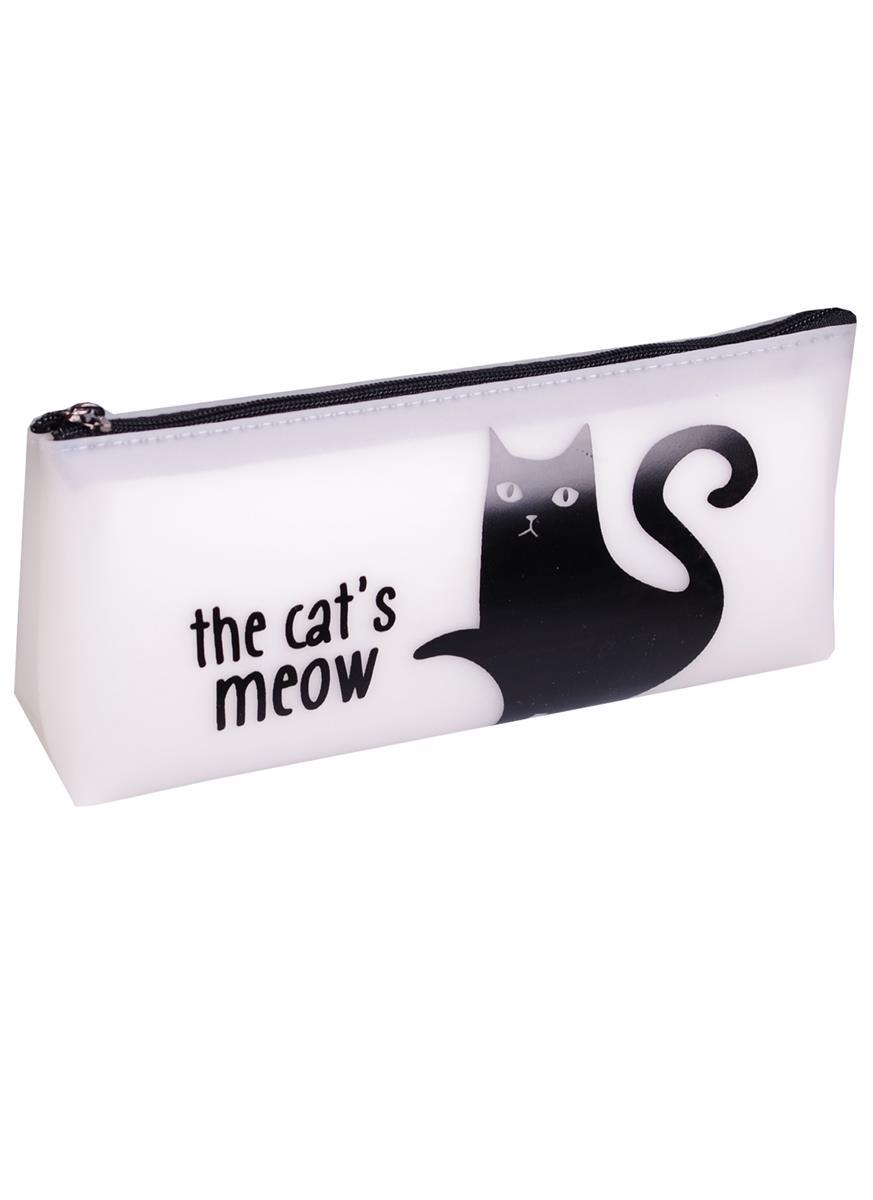 "Пенал на молнии ""The Cat's Meow"""