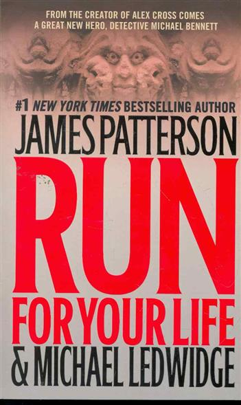 Patterson J. Run For Your Life планшет archos 70 helium 4g 502860