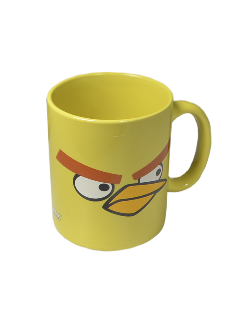Angry Birds Кружка керамическая в коробке Желтая птичка (300мл) (115х82х100) (СР Дистрибуция)
