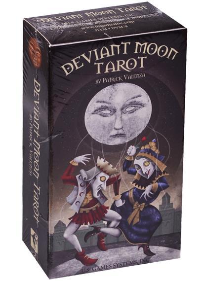 Deviant moon tarot / Аномальной луны таро