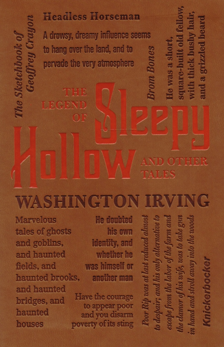Irving W. The Legend of Sleepy Hollow and Other Tales irving w tales of the alhambra
