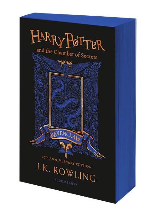цены на Rowling J. Harry Potter and the Chamber of Secrets. Ravenclaw в интернет-магазинах