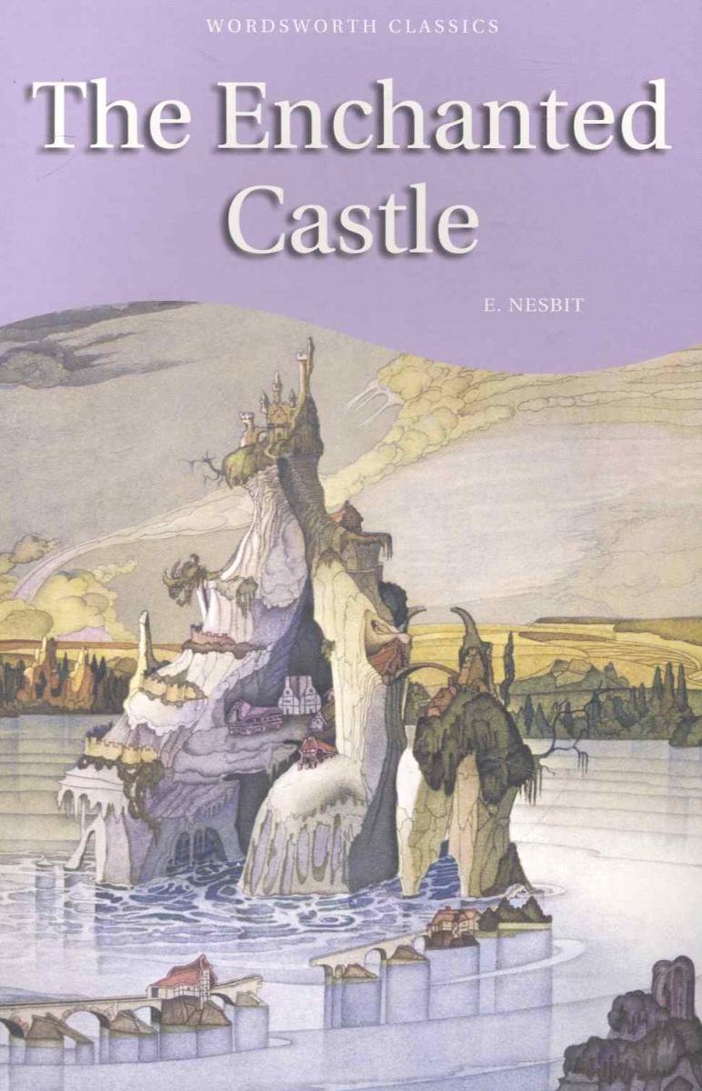 Nesbit E. The Enchanted Castle lepin 16017 castle series genuine the king s castle siege set children building blocks bricks educational toys model gifts