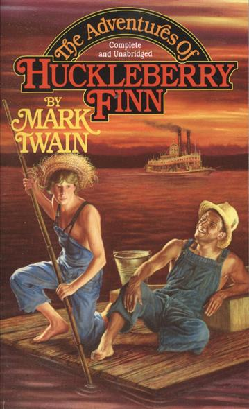 Twain M. The Adventures of Huckleberry Finn ISBN: 9780812504224 twain m the adventures of huckleberry finn