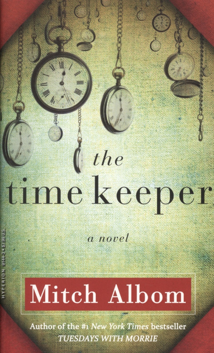 Albom M. The Time Keeper keeper of the doves