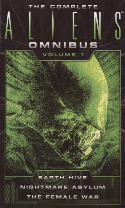 Perry S. The Complete Aliens. Omnimbus: Volume One navarro y the complete aliens omnimbus volume four