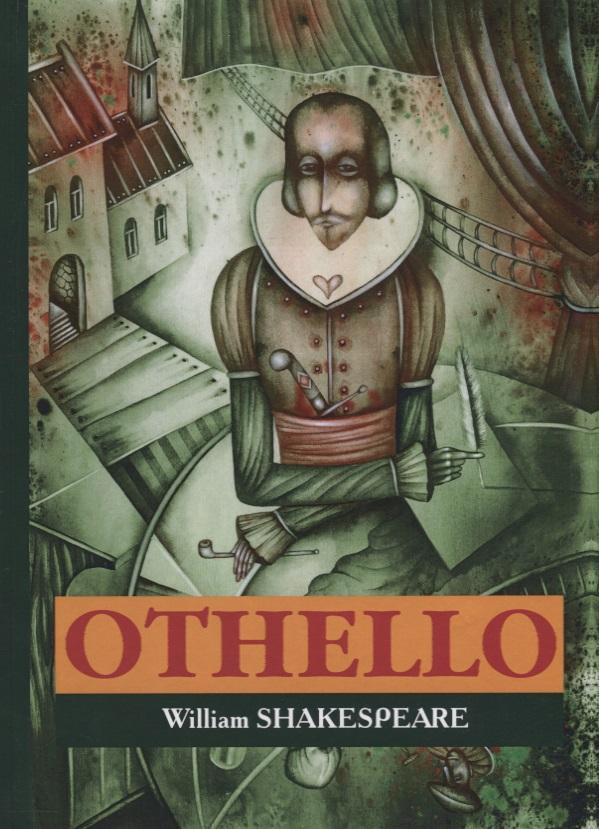 Shakespeare W. Othello (Книга на английском языке) футболка hotline miami