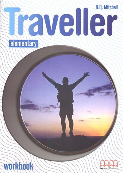 Mitchell H. Traveller Elementary Workbook + CD global elementary coursebook with eworkbook pack