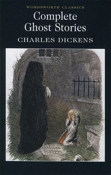 Dickens C. Complete Ghost Stories dickens charles rdr cd [teen] oliver twist