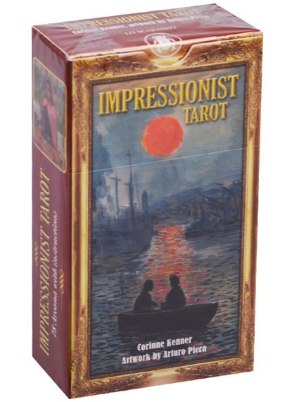 Kenner C., Picca A. Impressionist Tarot / Таро Импрессионистов таро лабиринт the labyrinth tarot в минске