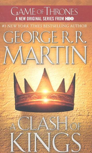 Martin G. A Clash of Kings martin g a clash of kings movie tie in edition