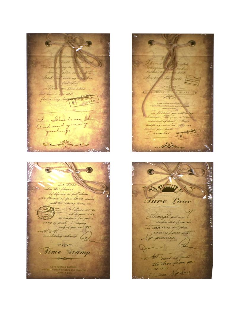 Блокнот со шнурком Карта мира (112 стр) (крафт) (10,5х19,5) (12013200)