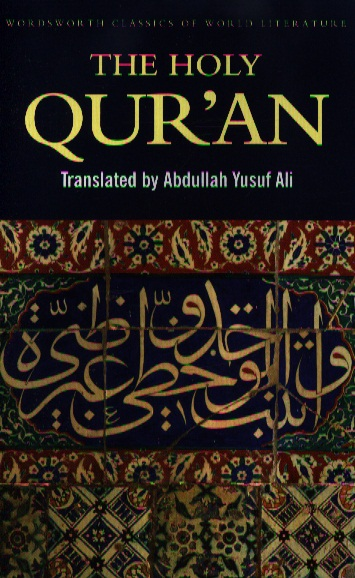 Ali A. The Holy Qur`an. Translated by Abdullah Yusuf Ali ali rap