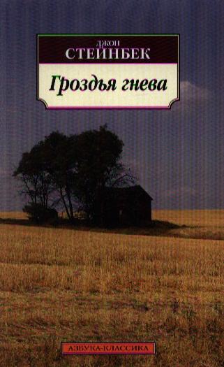 Стейнбек Дж. Гроздья гнева стейнбек джон гроздья гнева роман