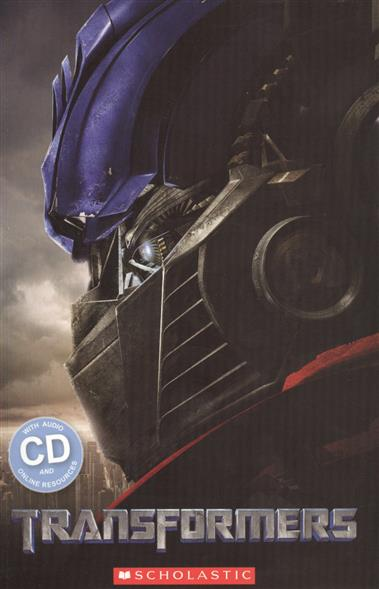Orci R. Transformers. 1 level (+ audio CD) stevenson r kidnapped level 4 cd