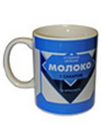 Кружка Сгущенное молоко За вредность (000874) (коробка) (Карамба)