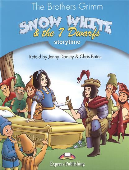 Snow White & the 7 Dwarfs. Stage 1 Pupil's Book. Учебник