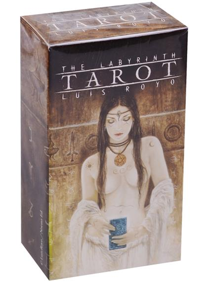 Royo L. The Labyrinth Tarot / Таро Лабиринт the classic tarot карты