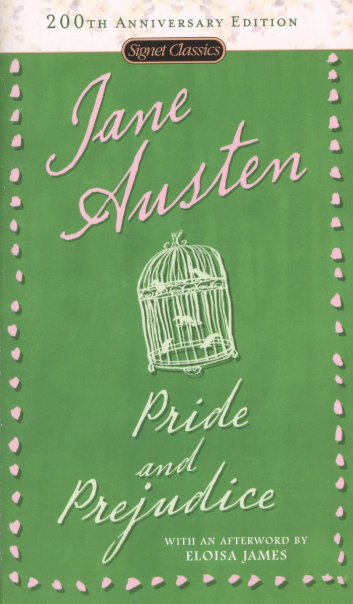 Austen J. Pride and Prejudice ISBN: 9780451530783 pride and prejudice vintage classics austen series