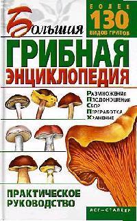 Морозов А. (сост.) Большая грибная энциклопедия. Практическое руководство