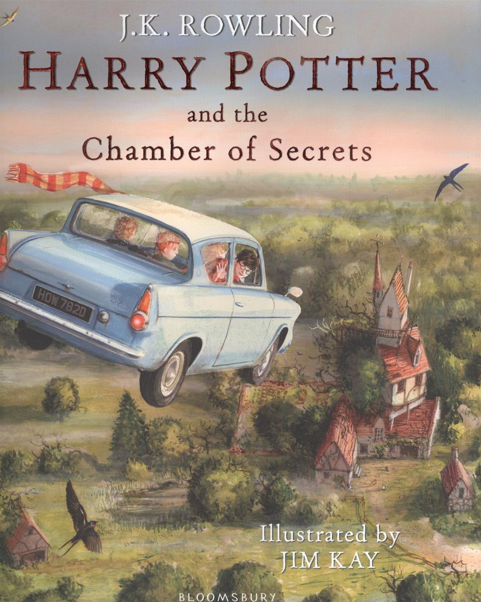 Rowling J.K. Harry Potter and the Chamber of Secrets harry potter 5 order of the phoenix