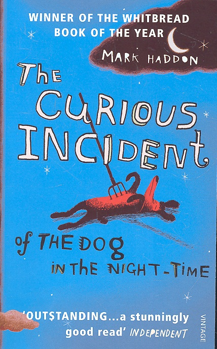 Haddon M. The Curious Incident of The Dog in The Night-Time artemis fowl and the arctic incident
