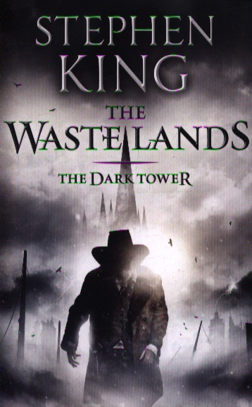 King S. The Waste Lands чемодан the king ed19915417 2014
