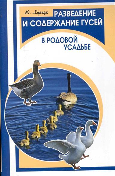 Разведение и содержание гусей в родовой усадьбе