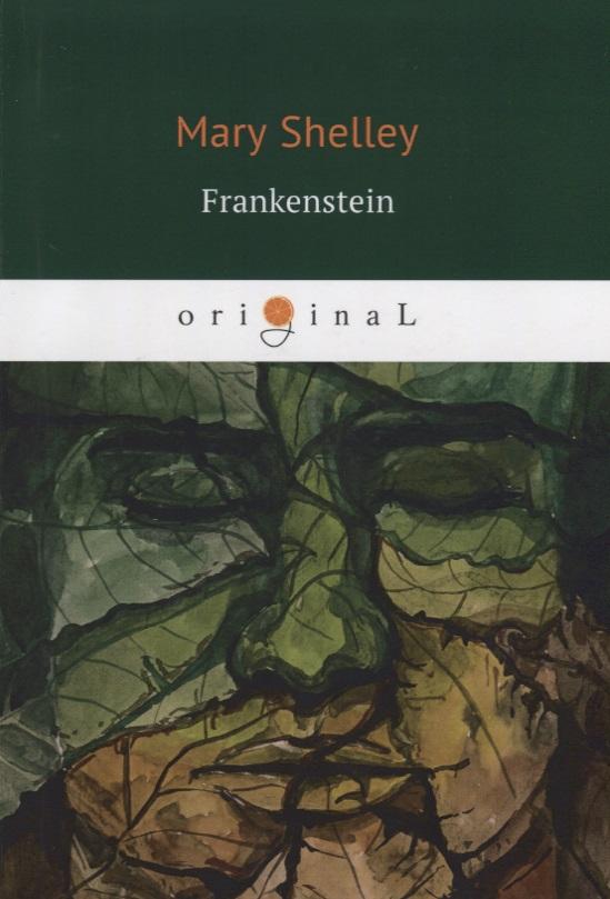 Frankenstein (книга на английском языке)