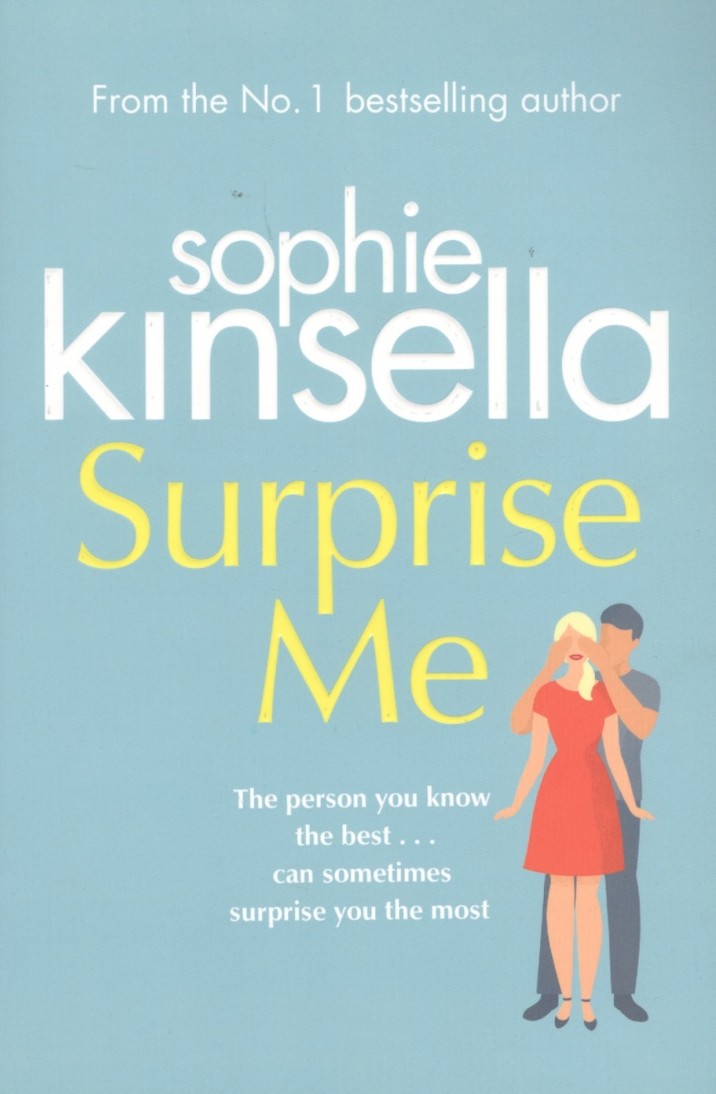 Kinsella S. Surprise Me ISBN: 9780593074817 kinsella s my not so perfect life
