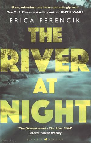 Erica Ferencik The River at Night erica olsen strategic planning kit for dummies