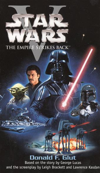 Glut D. Star Wars. Episode V. The Empire Strikes Back glut d star wars episode v the empire strikes back