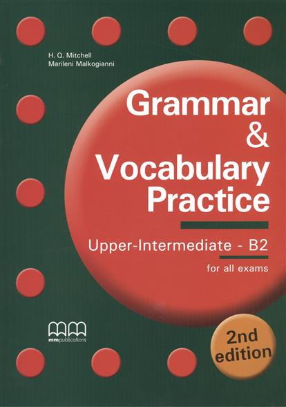 Mitchell H., Malkogianni M. Grammar & Vocabulary Upper-Intermediate - B2 global upper intermediate coursebook with eworkbook pack dvd rom