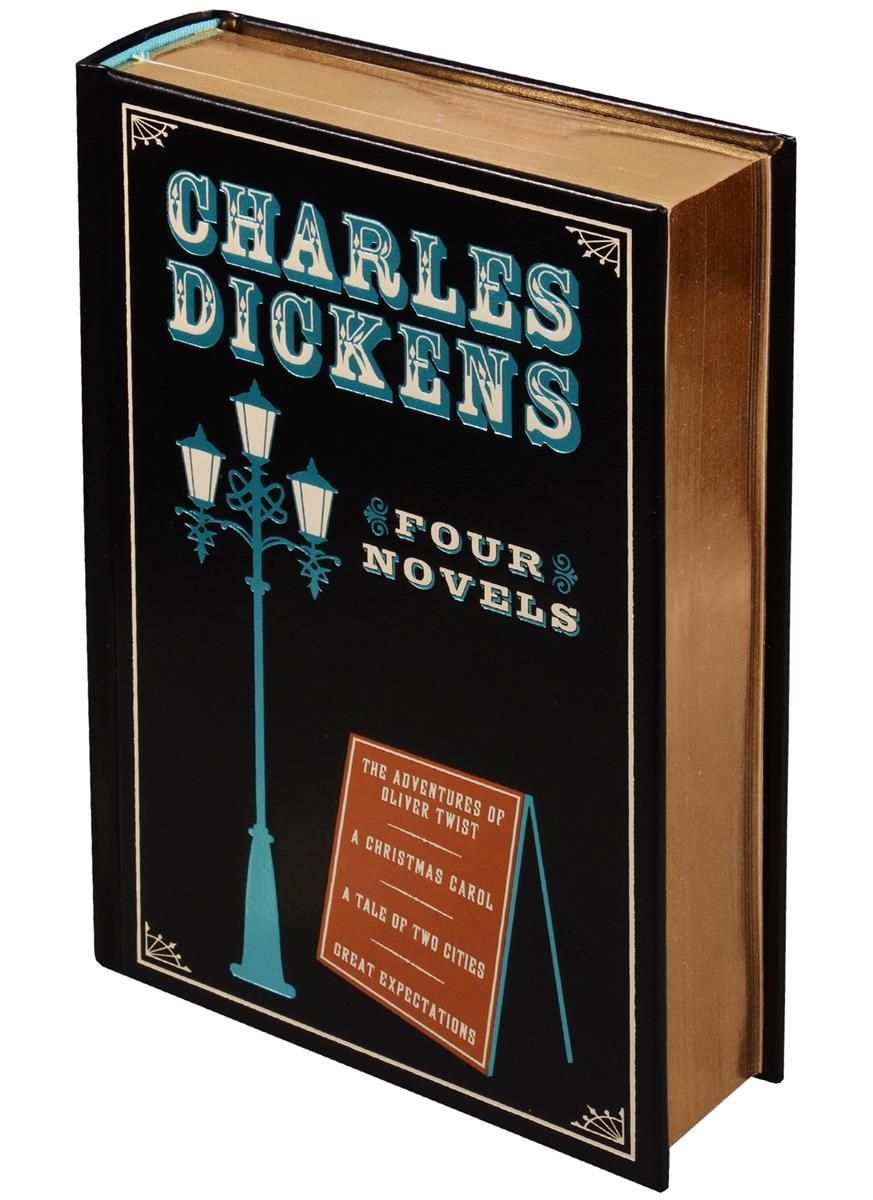 Dickens Ch. Charles Dickens. Four Novels the classic works of charles dickens three landmark novels
