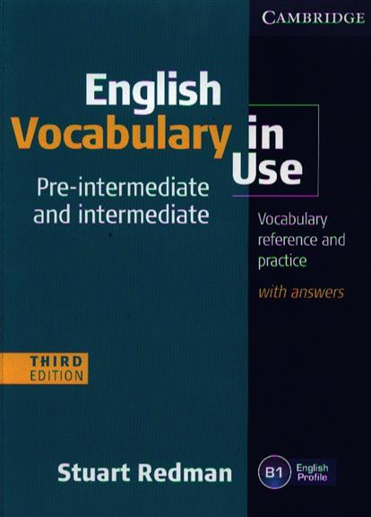 Redman S. English Vocabulary in Use. Pre-intermediate and intermediate. With answers english vocabulary in use pre intermediate and intermediate book with answers and enhanced ebook