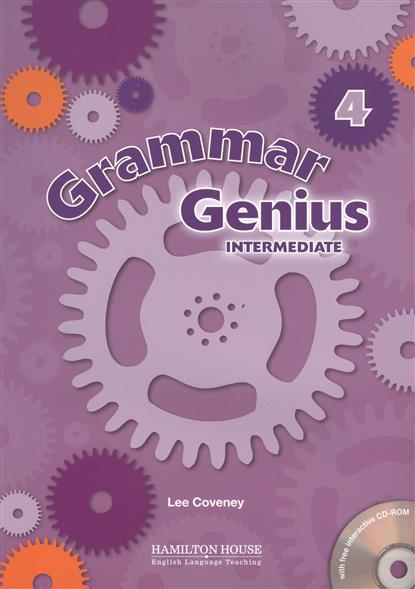 Coveney L. Grammar Genius 4. Intermediate. Teacher's Book майка классическая printio los angeles kings nhl usa