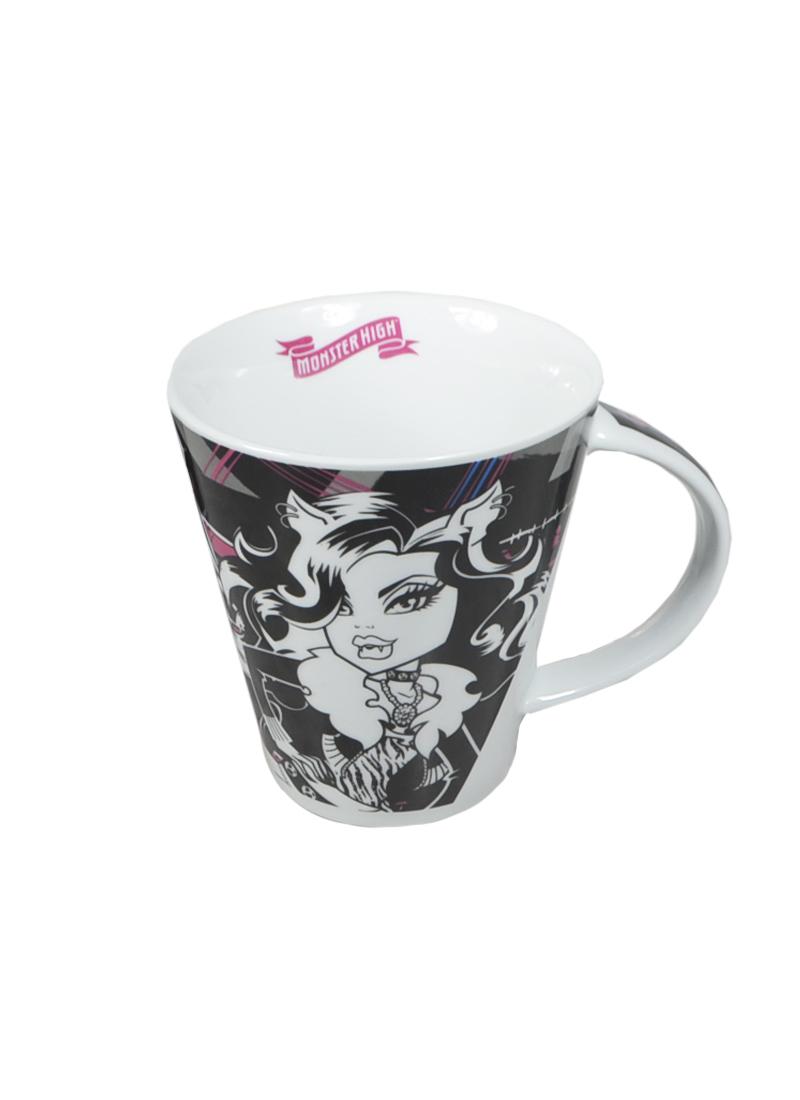 Monster High Кружка керамическая в коробке (400мл) (121493) (Новый Диск-Трейд)