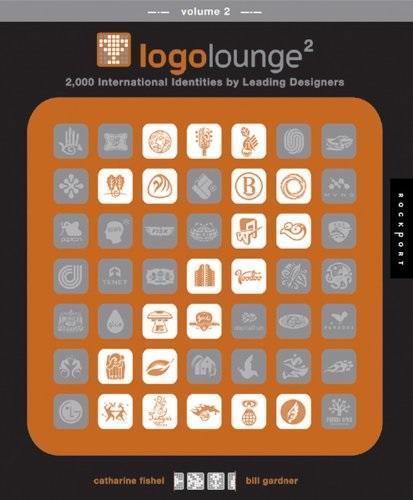 Фишел К., Гарднер Б. Logolounge 2. 2000 работ, созданных ведущими дизайнерами мира