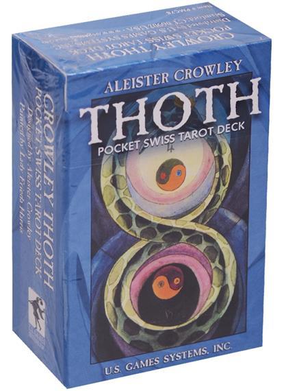 Thoth pocket swiss tarot deck