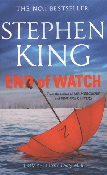 King S. End of Watch crossley футболка