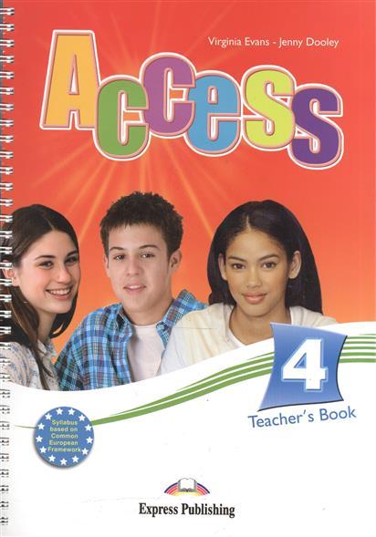 Access 4. Teacher's Book
