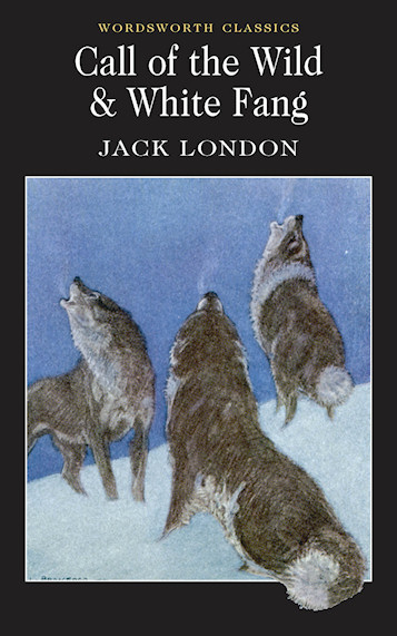 London J. London Call of the Wild & White Fang london j white fang
