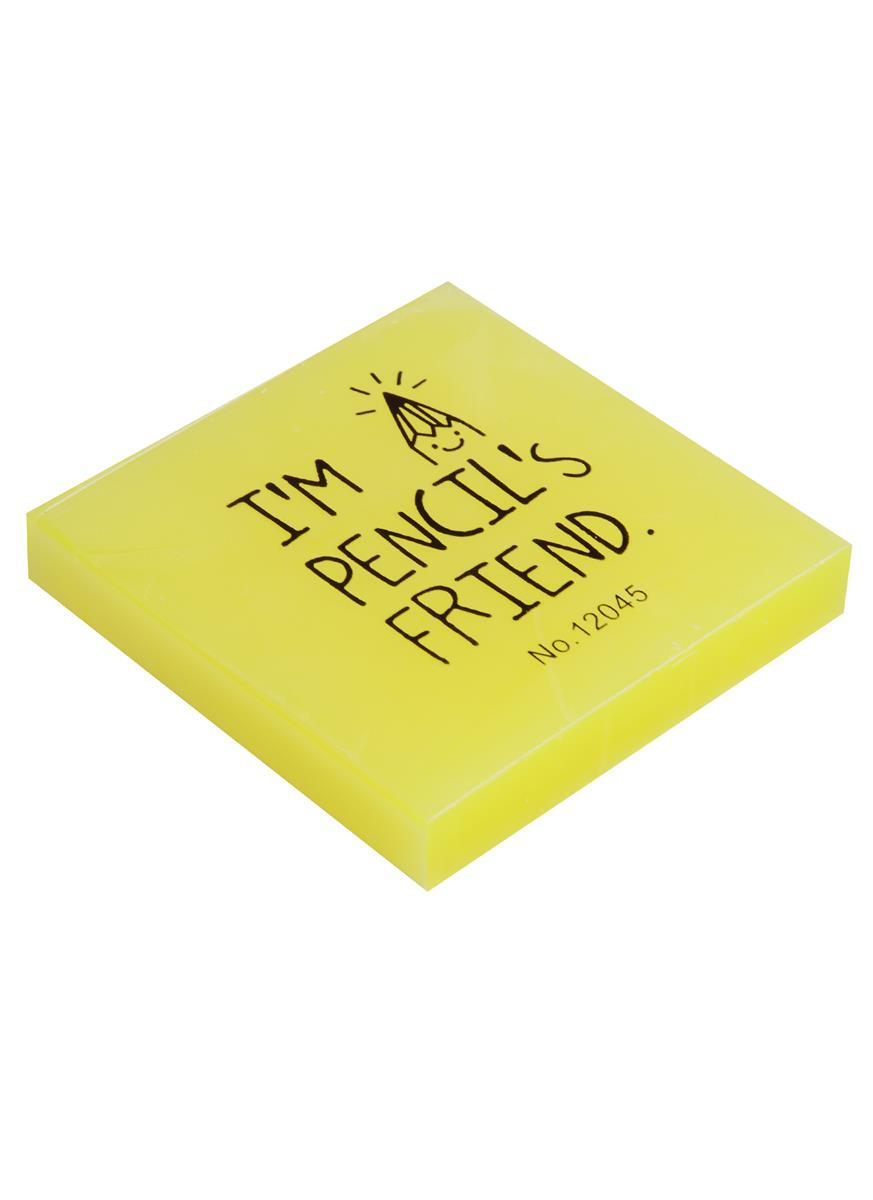 "Ластик ""Pencil's Friend"""