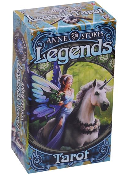 Legends Anne Stokes Tarot / Таро Легенды Энн Стокс карты таро the magician universal waite tarot deck