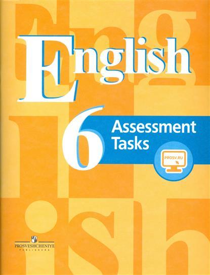 Английский язык. 6 клас. Контрольные задания. Учеб. для общеобразоват. организаций