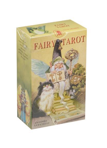 Lupatelli A. Таро Сказка леса (Fairy Tarot) таро лабиринт the labyrinth tarot в минске