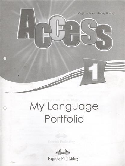Access 1. My Language Portfolio