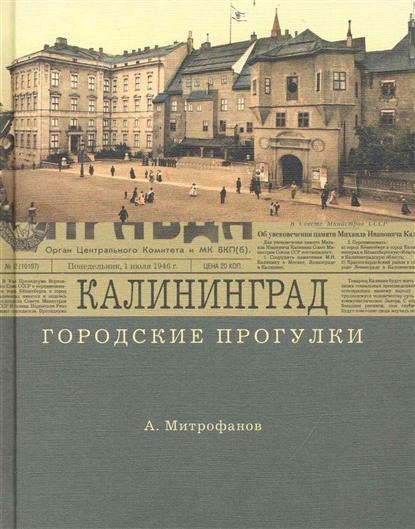 Митрофанов А. Городские прогулки Калининград